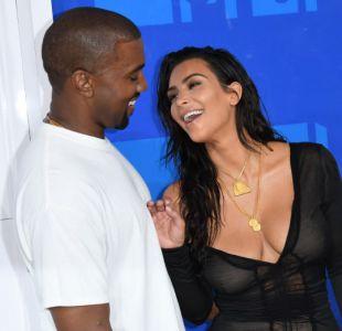 Kanye West regresa a Instagram con homenaje al amor...y a Kim Kardashian
