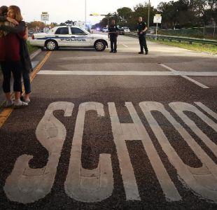 Marjory Stoneman Douglas en Florida y los ataques más mortíferos en escuelas de EE.UU.