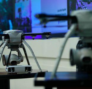 Plan marzo: Drones realizarán monitoreo del tránsito en la Región Metropolitana