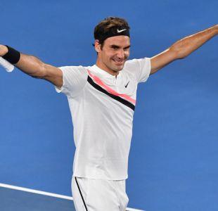 Roger Federer sigue imparable y queda a un triunfo de regresar al número 1 mundial