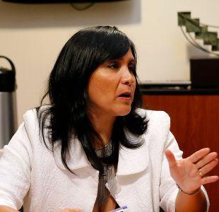 """Paola Tapia por licitación de Transantiago: """"Este proceso tiene que continuarlo el próximo gobierno"""""""