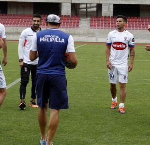ANFP oficializa que Deportes Melipilla debutará el próximo jueves en Primera B