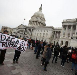 Reforma migratora de Trump es rechazada por Senado de Estados Unidos
