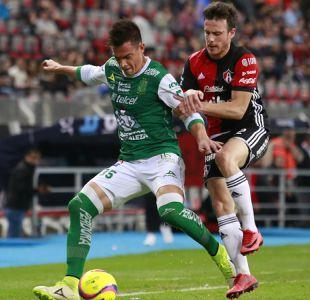 """Ángelo Henríquez explica su bajo rendimiento en México: """"Es una liga bastante difícil"""""""