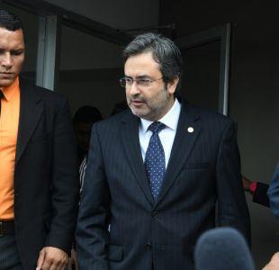 Renuncia jefe de misión de la OEA contra la corrupción en Honduras