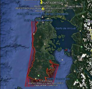 Pescadores rechazan bono por marea roja en Chiloé