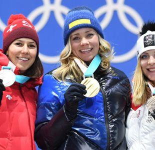 Alemania sigue comandando el medallero de los JJ.OO. de Pyeongchang 2018