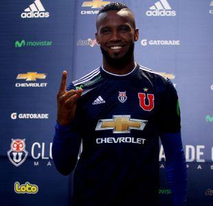 """Rafael Vaz es presentado en la U: """"Tengo la certeza que puedo ayudar mucho al equipo"""""""