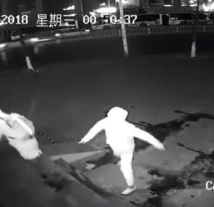 [VIDEO] Estos podrían ser los ladrones menos hábiles del mundo y la policía los busca