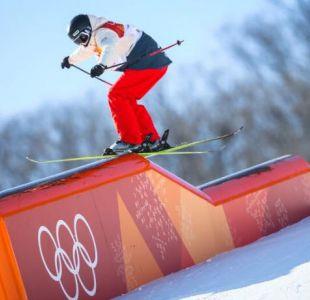 Dominique Ohaco no logra clasificar a ronda decisiva de esquí acrobático