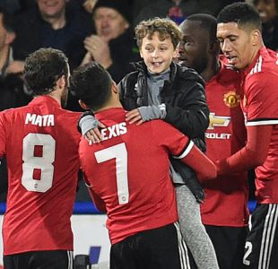 Alexis aporta pase gol en triunfo del Manchester United que avanza en Copa FA