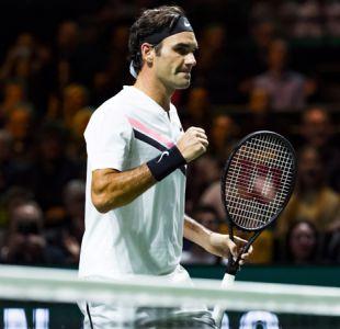 Roger Federer gana a Seppi y jugará contra Dimitrov por el título en Róterdam