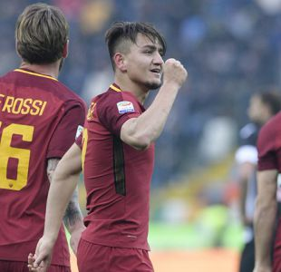 Roma aprovecha caída de Inter de Milan para arrebatarle el tercer lugar en la Serie A