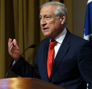Heraldo Muñoz descarta reunión con el gobierno francés para agilizar extradición de Palma Salamanca