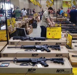 [VIDEO] El poderoso Lobby de las armas