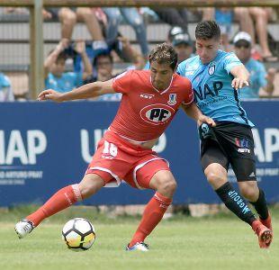 Unión La Calera sorprende con triunfo ante Deportes Iquique