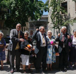 [FOTOS] Adultos mayores celebran el Día del Amor y la Amistad