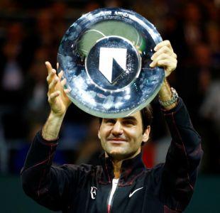 Roger Federer destrona a Rafael Nadal y es oficialmente el número uno del mundo