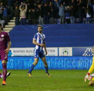 Bravo sufre por su defensa en sorpresiva eliminación de Manchester City en Copa FA
