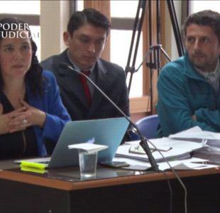 """[VIDEO] Operación Huracán: Formalizan a Álex Smith, """"el profesor"""""""