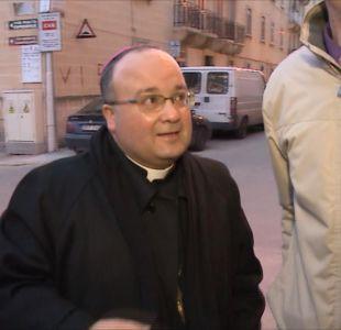 [VIDEO] Llega a Chile Monseñor Charles Scicluna para escuchar a víctimas de abusos en la iglesia