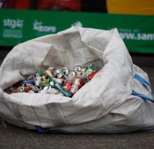 Encuesta Nacional de Medio Ambiente 2018: la mitad de los chilenos dice reciclar semanalmente