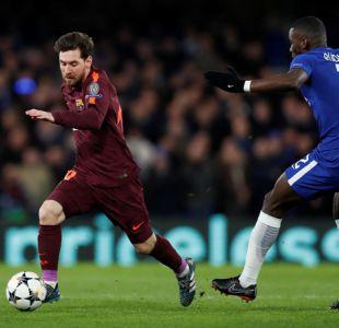 [Minuto a Minuto] Chelsea y Barcelona firmaron empate en Londres por la Liga de Campeones