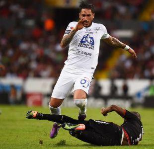 Vuelve al fútbol chileno: Barnechea sorprende en la B y ficha a Braian Rodríguez