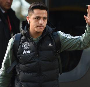 """Mourinho confía en Alexis: """"Si vino al United fue por la ilusión de jugar la Champions"""""""