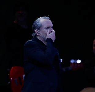 Miguel Bosé arrasó en Viña 2018