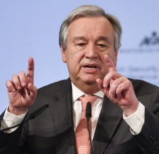 Jefe de la ONU se declara profundamente alarmado por violencia en Guta
