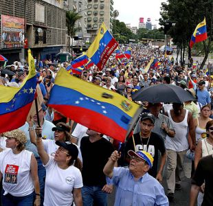 Oposición venezolana rechaza ir a elecciones presidenciales del 22 de abril