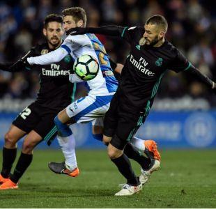 Real Madrid se pone al día con triunfo ante Leganés y queda tercero en España