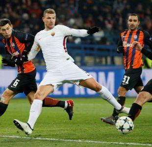 [Minuto a Minuto] Shakhtar venció a la Roma por los octavos de la Champions League