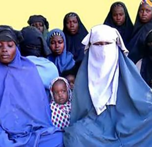 schoolgirls abducted from the northeast Nigerian town of Chibok in April 2014