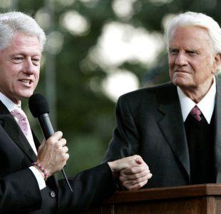Muere Billy Graham, el gran párroco de los Presidentes de EE.UU.