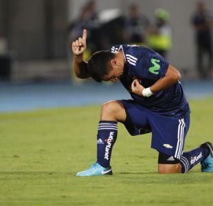"""[VIDEO] Pizarro explica celebración como Salas: """"Se olvida a los ídolos por el poco respeto"""""""