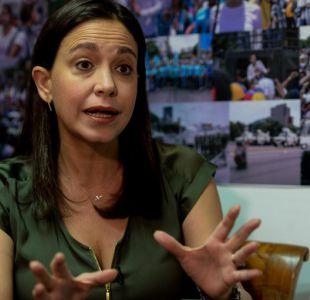 """Líder opositora de Venezuela: """"Llevar un candidato, el que sea, va a perder igual"""