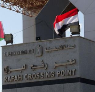 Egipto cierra el paso fronterizo con Gaza por una amenaza terrorista