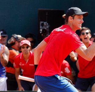 ATP destaca triunfo del hiperactivo Jarry sobre un top 20