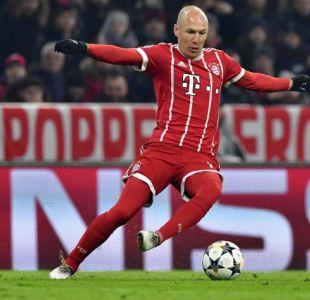 Arjen Robben, el problema del exitoso presente del Bayern Munich