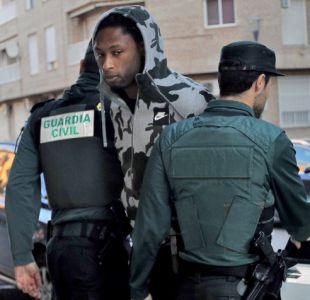 Jugador de Villarreal queda en prisión acusado de intento de homicidio