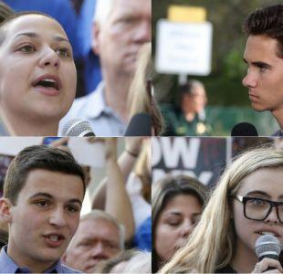 Ellos son los jóvenes activistas anti armas que auguran un cambio en las leyes en EE.UU.