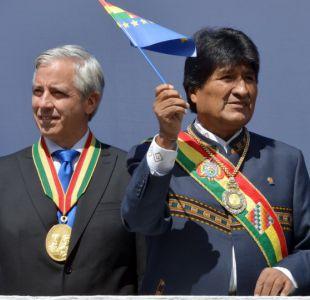 Sindicatos, policías y militares se unen a la vigilia boliviana por la Haya