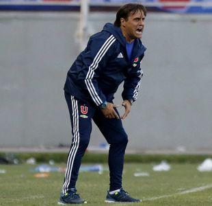 Hoyos explica ausencia de Cooper en la U y desliza posible debut de Vaz ante Temuco