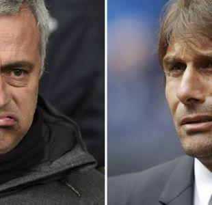 Mourinho recibe a Conte en un Chelsico de alto voltaje en Old Trafford