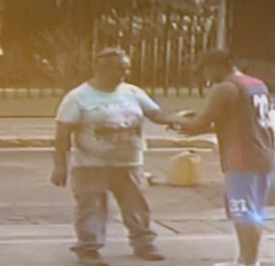 [VIDEO] Falsos vigilantes robaron casa de cambio