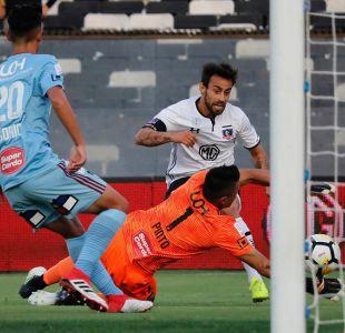 Colo Colo rescata un empate frente a O'Higgins y deja dudas antes de su debut en la Libertadores
