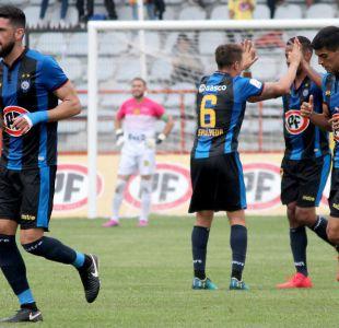 [VIDEO] Goles fecha 4: Huachipato derrota a U. de Concepción en Talcahuano
