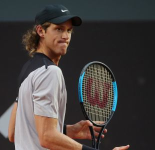 Se despide del ATP de Rio de Janeiro: Nicolás Jarry cae ante Schwartzman en semifinales